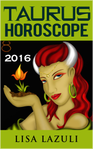 Taurus Horoscope 2016 in Paperback and Kindle